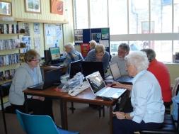 Grantown Library Digital Inclusion