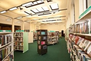 Kirkcaldy Library