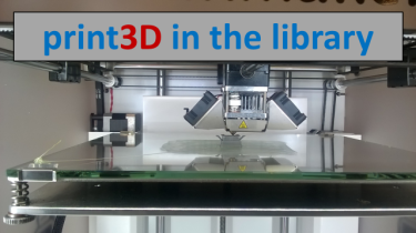 print3d in the library